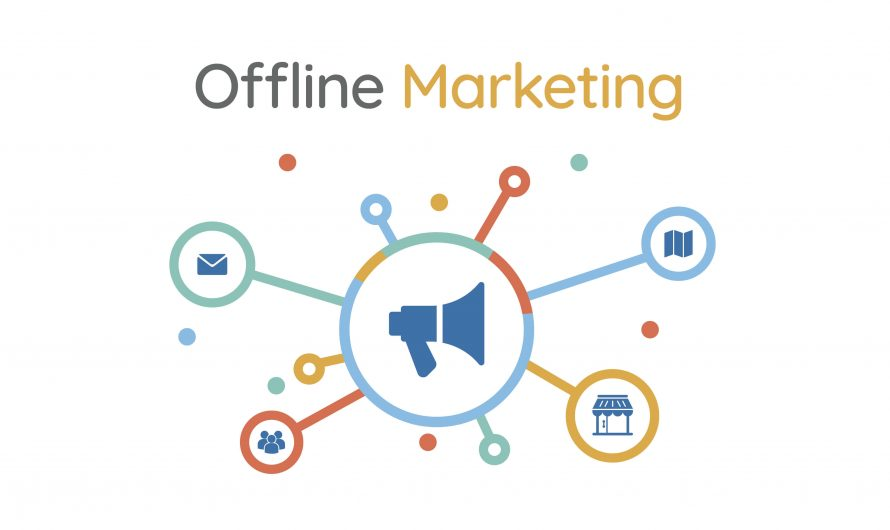 Why offline marketing will never go out of style