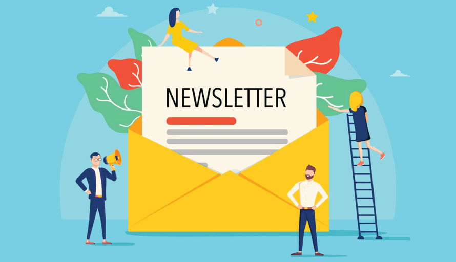 Three good reasons to send a company newsletter