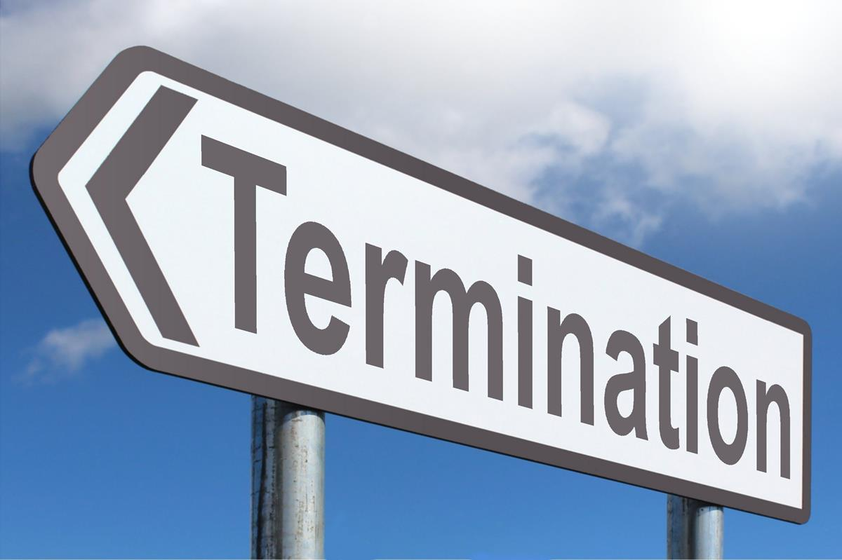 Options To Consider Upon Termination Of A Consultant Agreement - Indian Law Blog